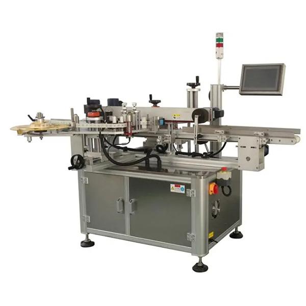 Automatische Karton-Eckenbeschriftungsmaschine
