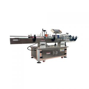 Paper Wet Glue Labeling Machine