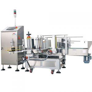 Etikettiermaschine für Handelsmarkenhersteller