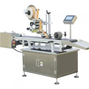 Paging Close Tag Labeling Machine