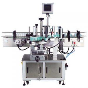 Manipulationssichere Eckenbeschriftungsmaschine