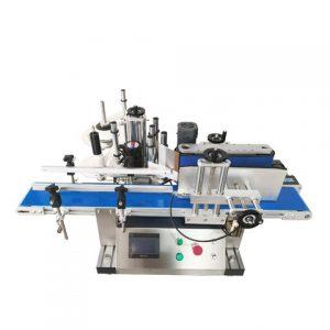 Etikettiermaschine für Kartenaufkleber