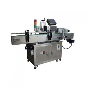 Labeling Machine For Juice Bottle