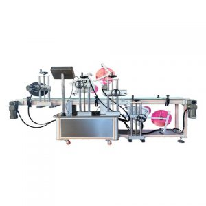 Automatic Eye Drop Round Bottle Labeling Machine