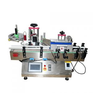 Cup Top Body Labeling Machine