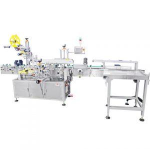 Automatische konische Schaufeletikettiermaschine