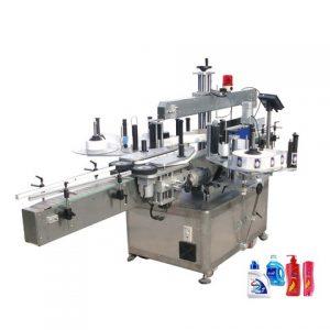 Automatische horizontale Etikettiermaschine für kleine Fläschchen