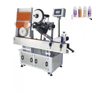 Horizontale Aufkleber-Etikettenmaschine