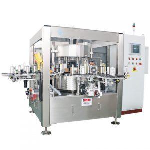 Automatische Paging-Beschriftungsmaschine für flache Oberflächen für Chemiclas