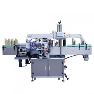 Etikettiermaschine für Papiertüten auf der Oberseite