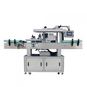 Kunststoff-Rundeimer-Etikettiermaschine