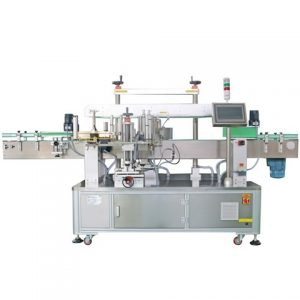 Labeling Machine With Transparent Label