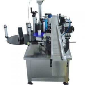 Etikettiermaschine für Haselnussbeutel