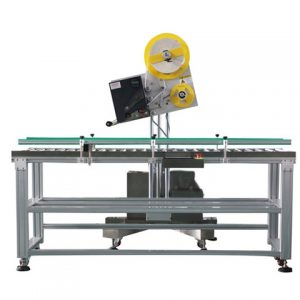 Auto Labeling Machine For In Mold Label