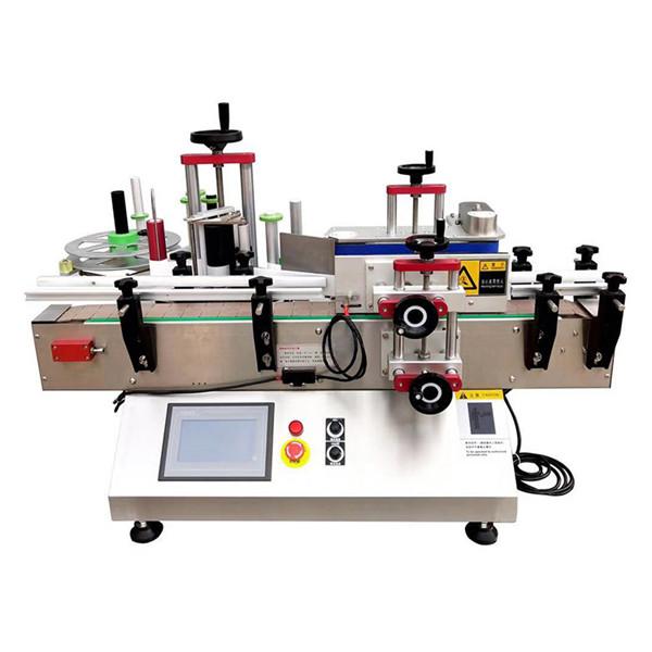 Automatische Tischflaschen-Etikettiermaschine
