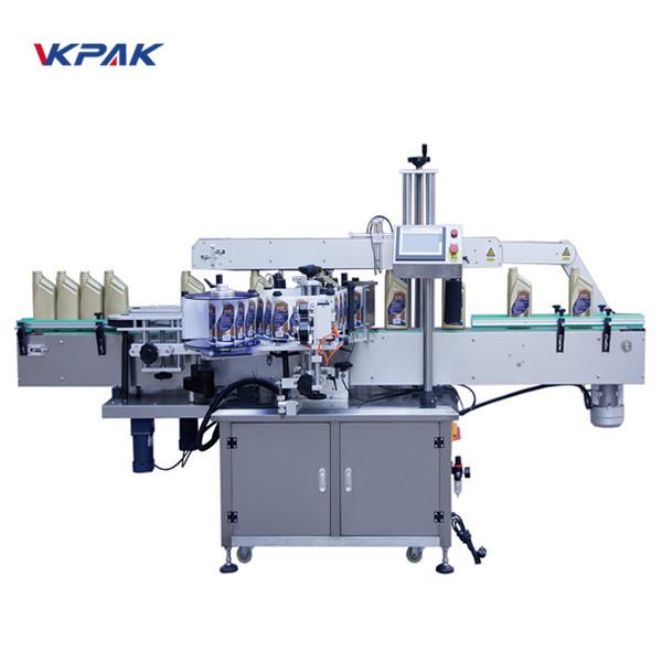 Automatische doppelseitige Etikettiermaschine vorne und hinten