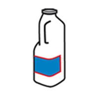 Mehrseitiger Etikettierer (ein Etikett)